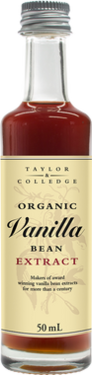 Taylor&Colledge Vanilla Extract Luomu