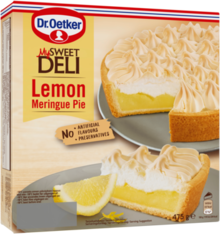 Lemon Meringue Pie 475g