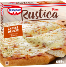 Rustica Cheese Deluxe 555 g